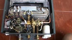 Cara Kerja Water Heater Gas  How Frizon Gas Water Heater Works