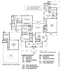 homes with inlaw apartments inlaw on floor plans garage plans and tiny