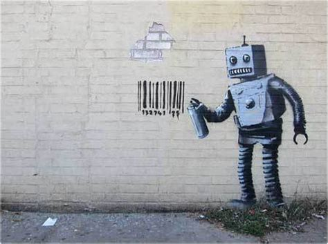 Banksy Graffiti Locations