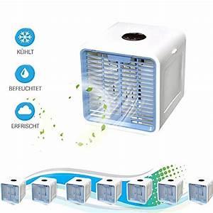 Mobiles Klimagerät Leise : 9fmzzzi81e 3in1 mini air cooler mobile klimaanlage ~ A.2002-acura-tl-radio.info Haus und Dekorationen