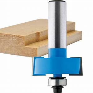 1-3/8'' Rabbeting Router Bit Rockler Woodworking and