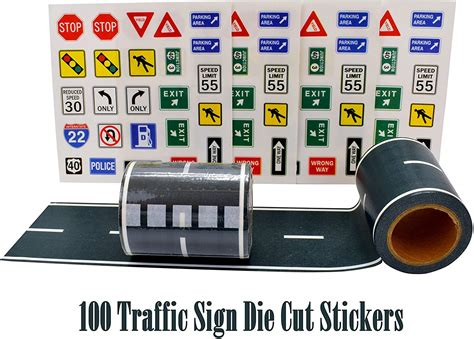 Road Traffic Safety Signs | General Information Signs ...