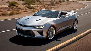 First Drive  New Chevy Camaro Convertible