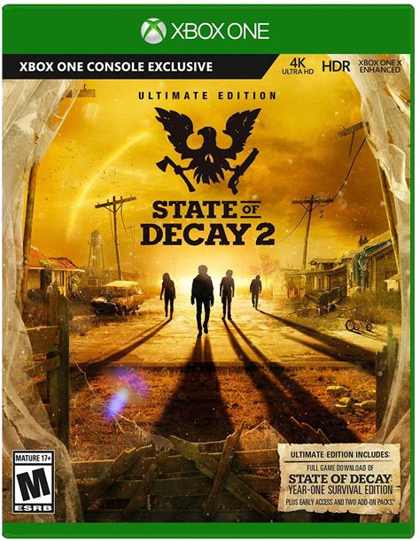 State Of Decay 2 State Of Decay Wiki Fandom Powered By