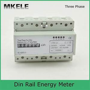 Mk Lem021ag 3 Phase 4 Wire Energy Meter Connection  Three