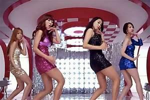 Billboard Launches K Pop 100 Chart Sistar S So Cool