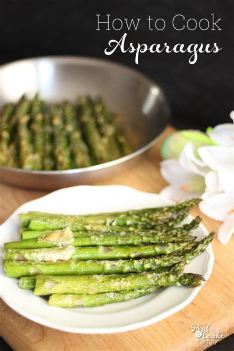 how to cook asparagus how to cook asparagus
