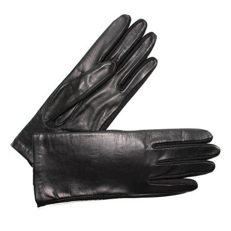 gants anti chaleur cuisine gants cuir et fourchette lycra femme noir glove