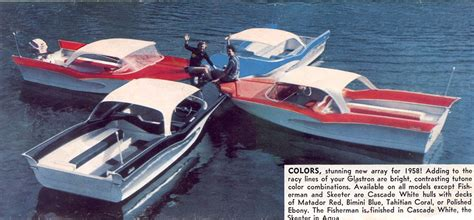 Glastron Boats Font by Ozrodders View Topic Cool 50s Speedboat