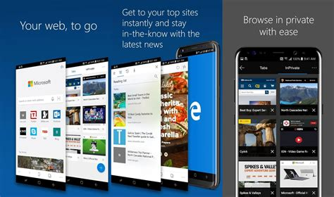 microsoft rolling out newsguard feature to microsoft edge beta on android devices mspoweruser