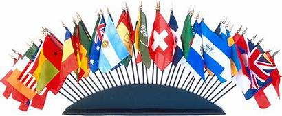 International Clip Graphic Flags Flag Foreign Globe