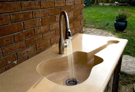 outdoor kitchen sinks ideas inspiră te din cele mai noi și nonconformiste modele de 3871