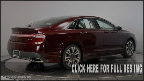 2019 Lincoln Mkz Hybrid 2019 lincoln mkz hybrid price and release date 2019 auto suv