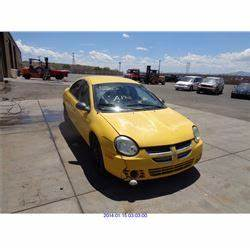 2004 DODGE NEON RESTORED SALVGAE Rod Robertson