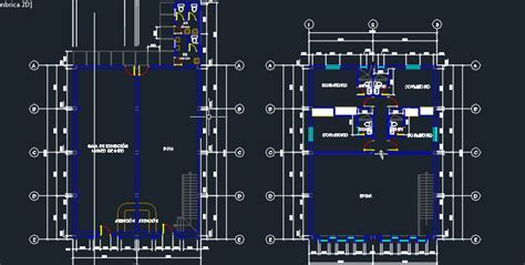 Modern Museum 2D DWG Design Section for AutoCAD ? Designs CAD