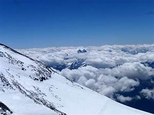 Elevation of Mount Elbrus, Kabardino-Balkaria, Russia ...
