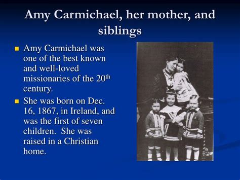 Amy Carmichael Accomplishments Pictures To Pin On