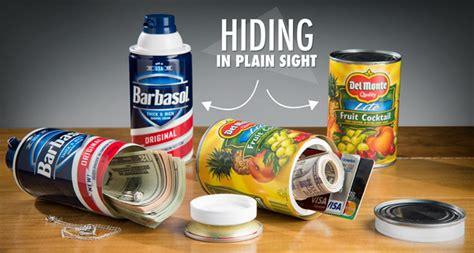 hyper realistic  safes hide  valuables  plain sight