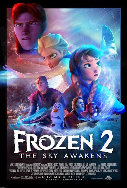 anime channel 2018 frozen 2 2018 review
