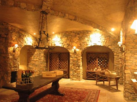 wine cellars  french tradition