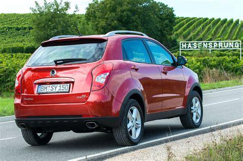 ssangyong korando 2014 2014 ssangyong korando first drive review review autocar