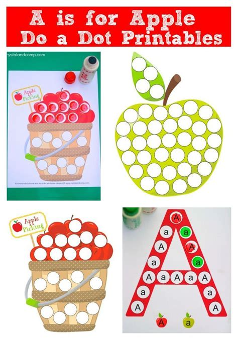 a is for apple preschool worksheets dots apples and 261 | 32c31cea70a980e79ef6d66ce9e84eec