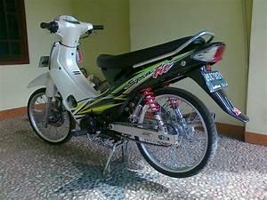 100 Modifikasi Motor Honda Supra X