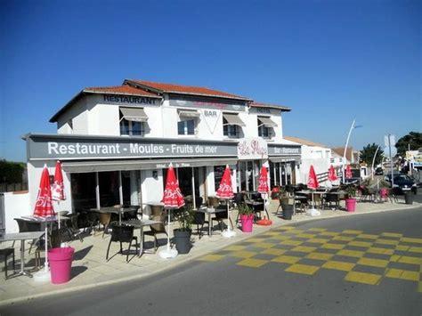 la cuisine de la mer hotel de la plage la faute sur mer restaurant avis