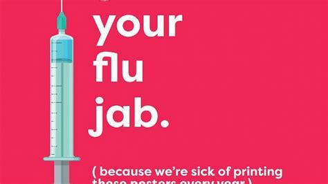 liverpool agency works  nhs  flu jab campaign