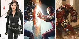 Best, Action, Scenes, In, Marvel, Movies, Ranked