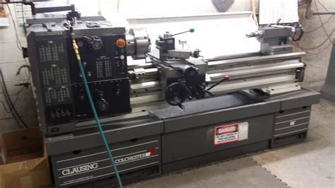 clausingcolchester  lathe information wanted page