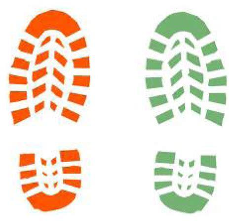 clipart sole shoe sole outline clip 27