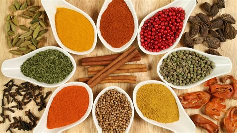 I Challenge You To Try These Spices Prepare Lots Of Water