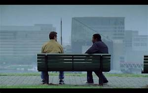 "Two people on a park bench — ""The Wire"" and the importance ..."