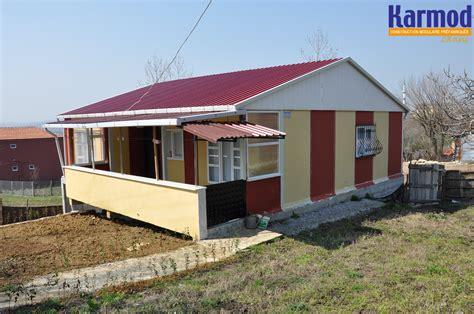 maison modulaire en bois