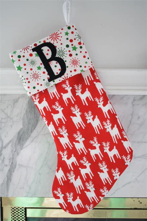 christmas stockings tutorial sew   mom
