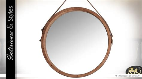 Grand Miroir Rond Grand Miroir Rond Suspendu En Forme De Hublot 216 80 Cm Int 233 Rieurs Styles