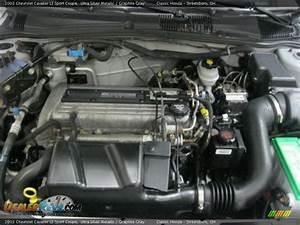 2003 Chevrolet Cavalier Ls Sport Coupe 2 2 Liter Dohc 16 Valve 4 Cylinder Engine Photo  7