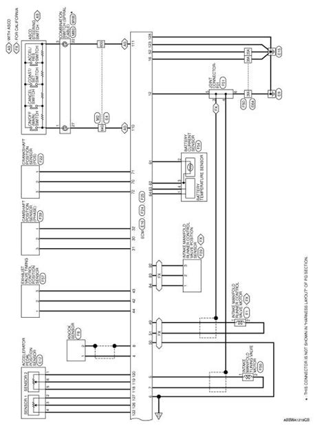 Nissan Sentra Service Manual Wiring Diagram Engine
