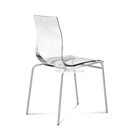 chaise en plastique pas cher chaise plastique design pas cher idées de décoration