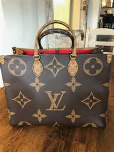 review louis vuitton onthego purseblog