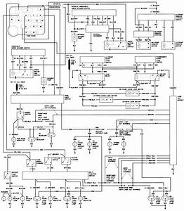 Lighting Wire Diagram 1996 Ford