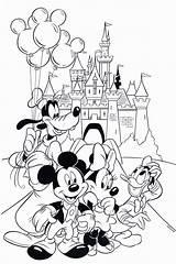 Ghost Coloring Pages Getcolorings Printable Disney sketch template