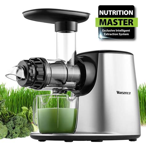 juicer machine juice masticating extractor slow press master cold nutrition reverse function vegetable clod fruits system bpa parts extractors juicers