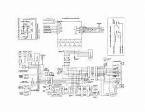 Frigidaire Model Ffhs2622msu Side