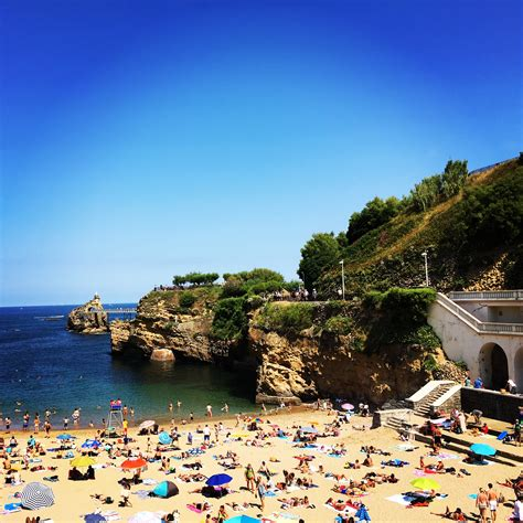 Weekend in Biarritz, France