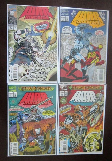 Последние твиты от novel romantis dewasa 21++ (@franic212). War Machine comic lot from #2 end #21 all 18 diff books 6.0 FN (1994) 1st Series / HipComic
