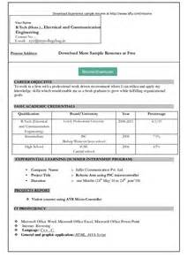 blank resume format download in ms word for freshers 25 best ideas about simple resume format on pinterest simple cv format format for resume and