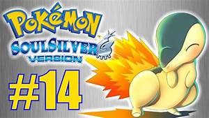Pokemon Soul Silver Walkthrough Ep 014 Pokeathlon