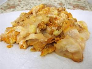 Doritos Cheesy Chicken Casserole Plain Chicken
